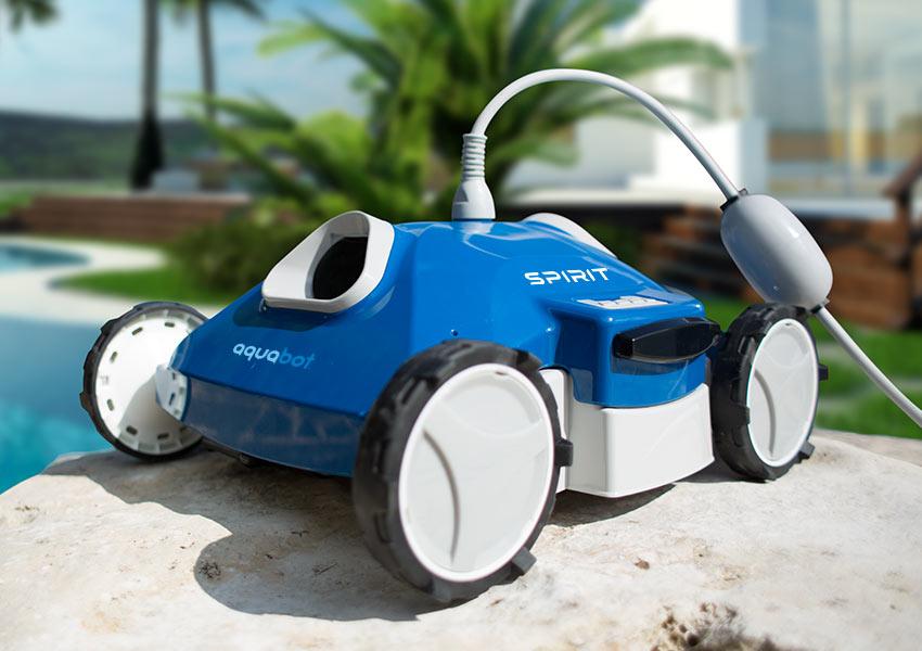 Get The Best Value On Aquabot Spirit Robotic Pool Cleaner