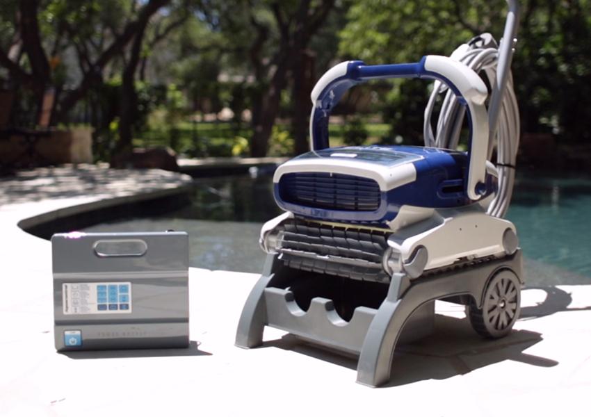 Aquabot Elite Robotic Pool Cleaner Redefine Clean Poolbots
