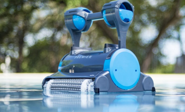 Dolphin Premier Robotic Pool Cleaner - Open Box Buy