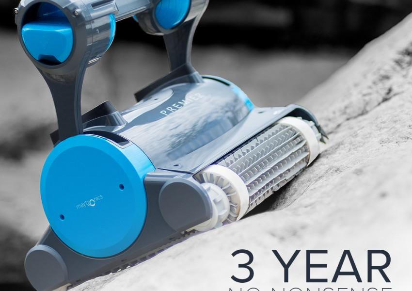 Dolphin Premier Robotic Pool Cleaner Innovative Robotic