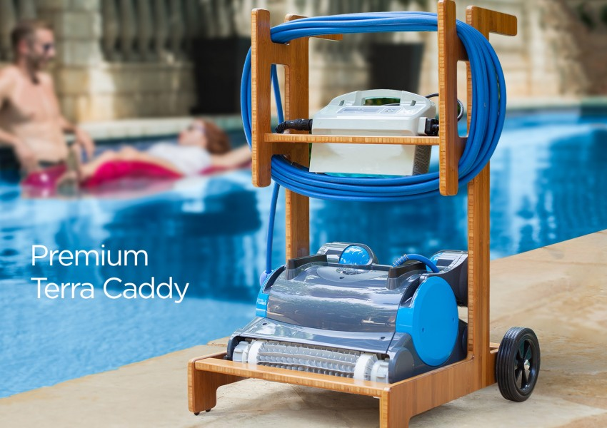 Dolphin Premier Robotic Pool Cleaner Innovative Robotic
