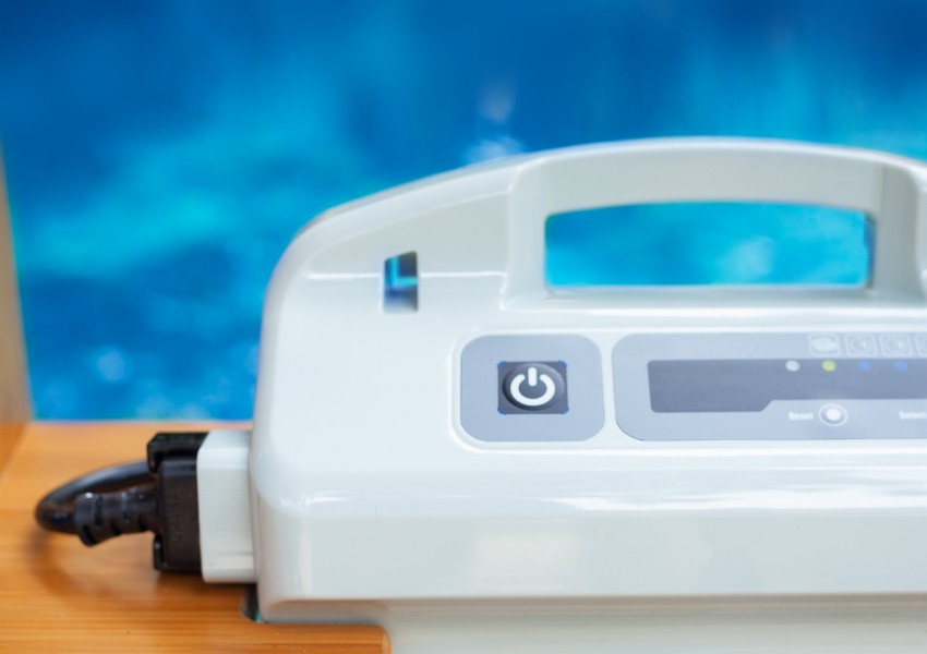 Dolphin Sigma Robotic Pool Cleaner With Gyroscope Triple